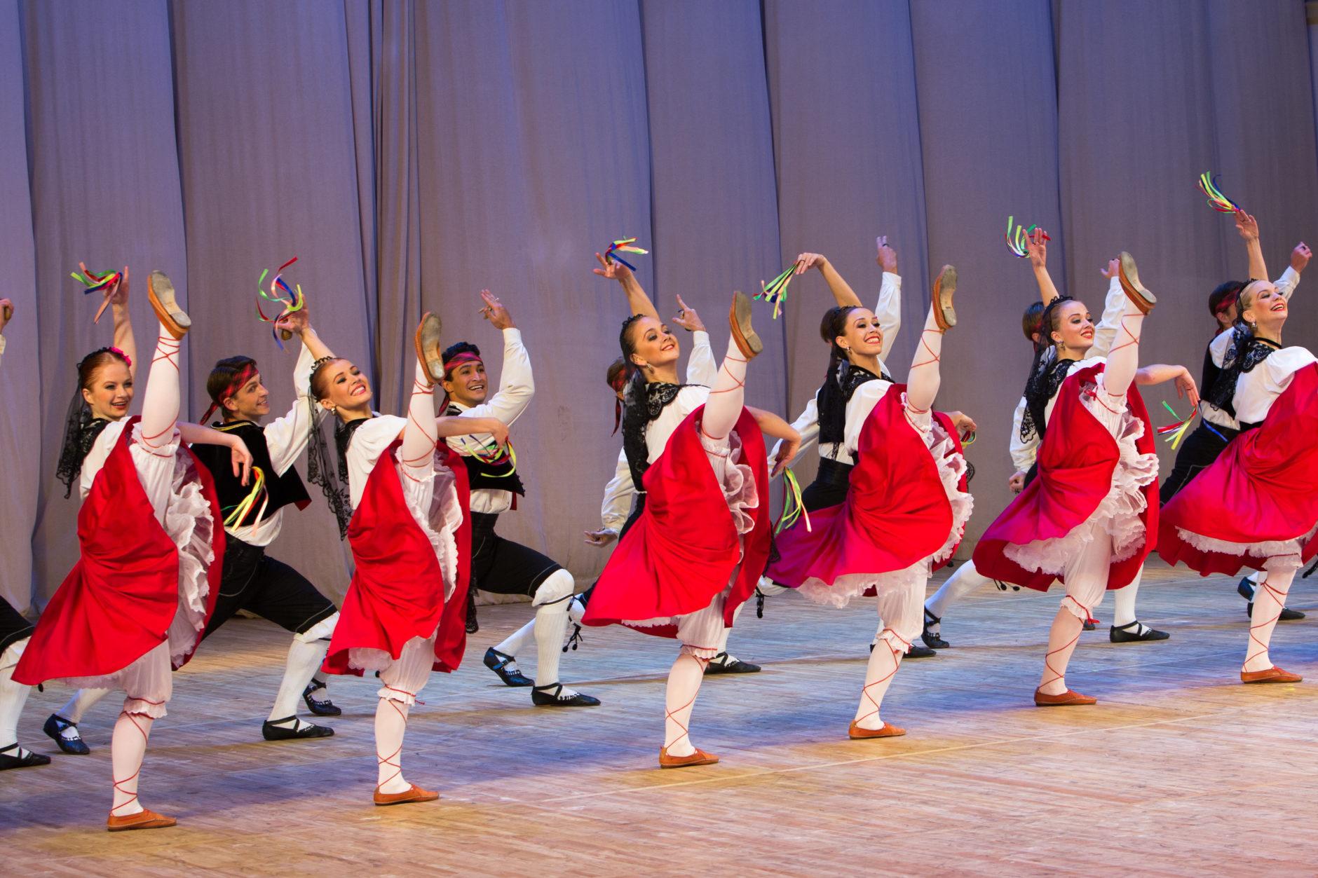 Ballet Igor Moiseyev 6