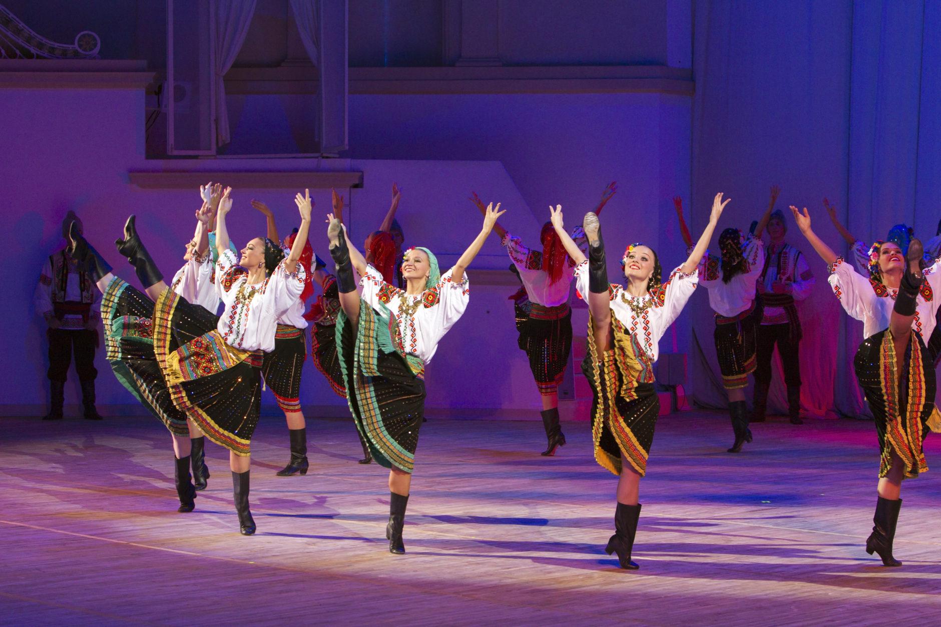 Ballet Igor Moiseyev 3