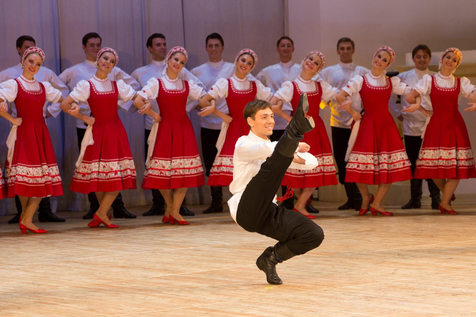 Ballet Igor Moiseyev 4
