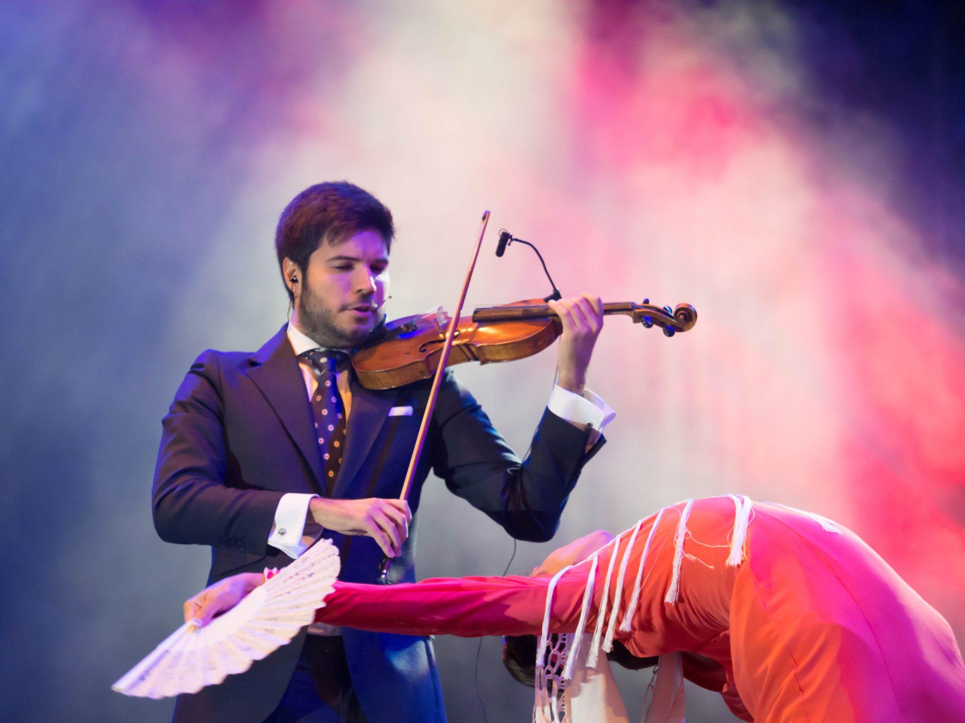 Paco Montalvo – Alma del violín flamenco 1