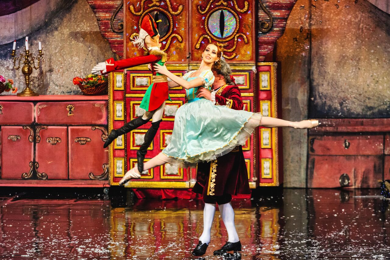El Cascanueces – Ballet Imperial Ruso 1