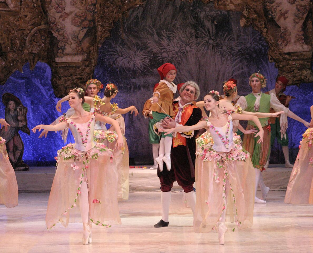 El Cascanueces – Ballet Imperial Ruso 4
