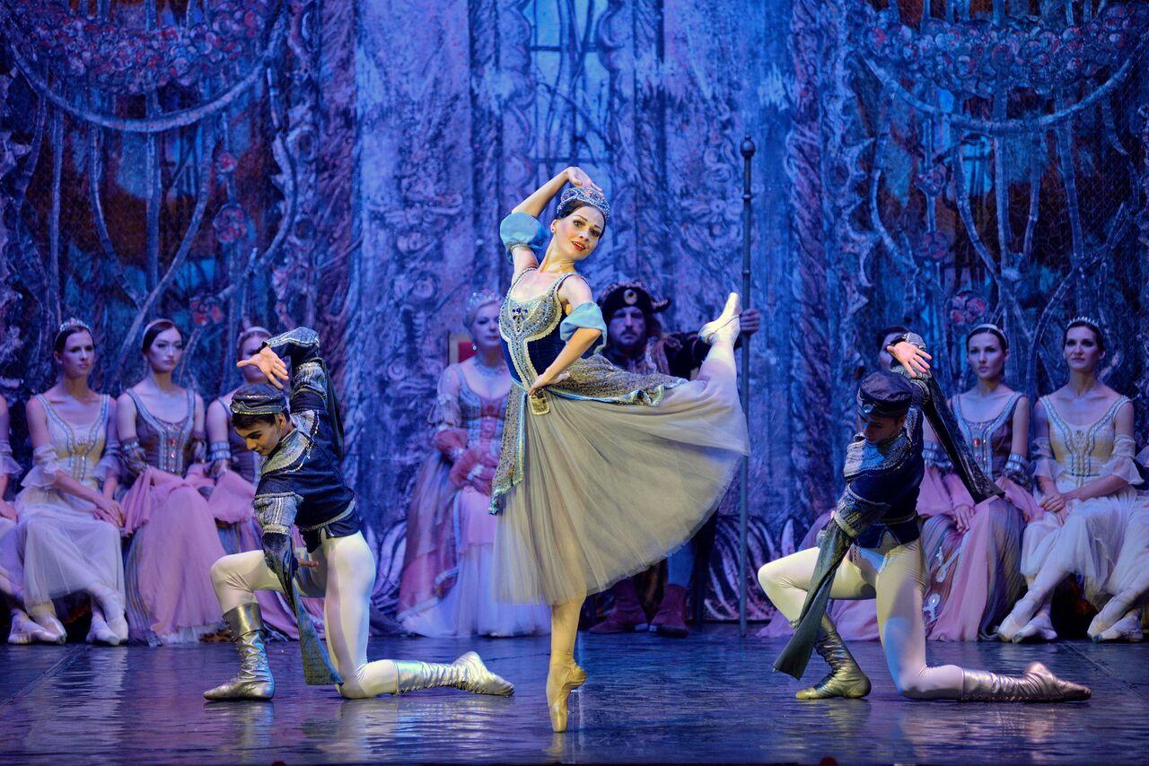 El lago de los cisnes – Ballet Imperial Ruso 1