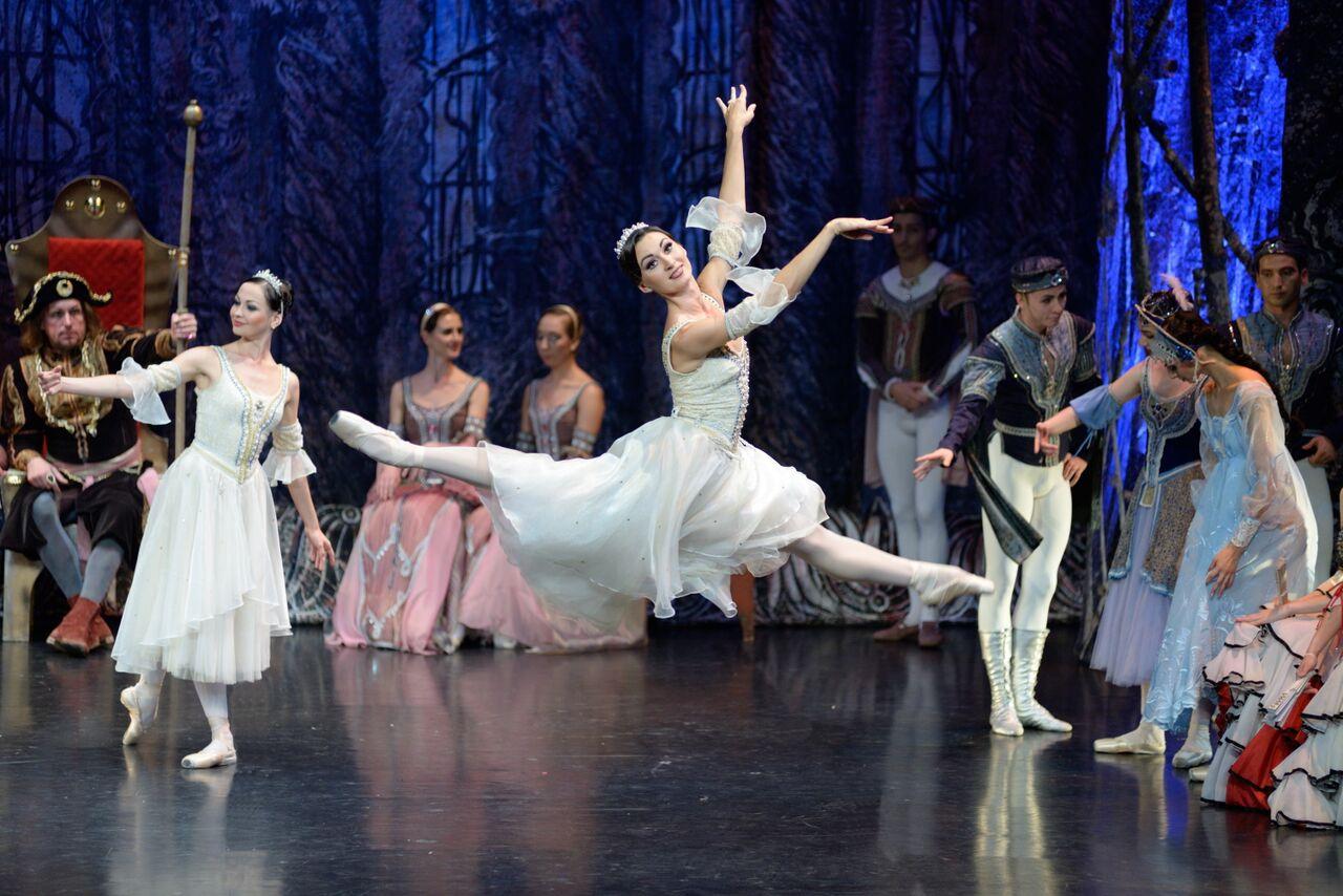El lago de los cisnes – Ballet Imperial Ruso 2
