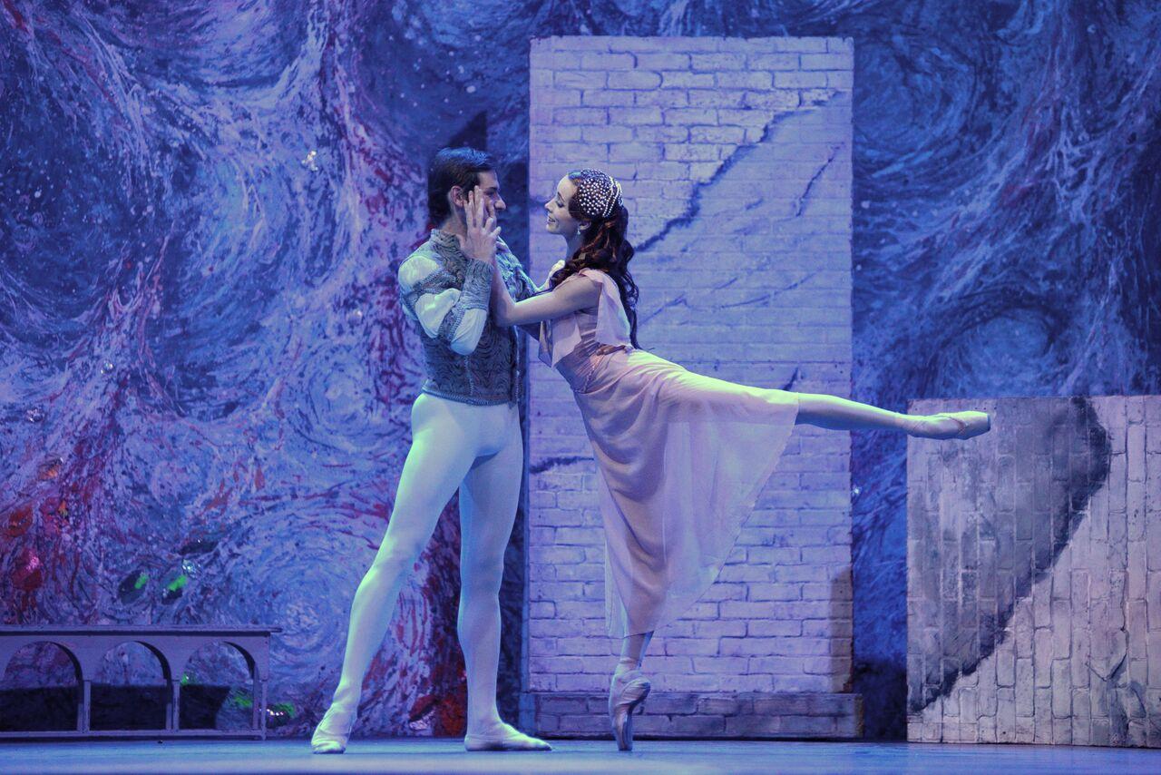 Romeo y Julieta – Ballet Imperial Ruso 1
