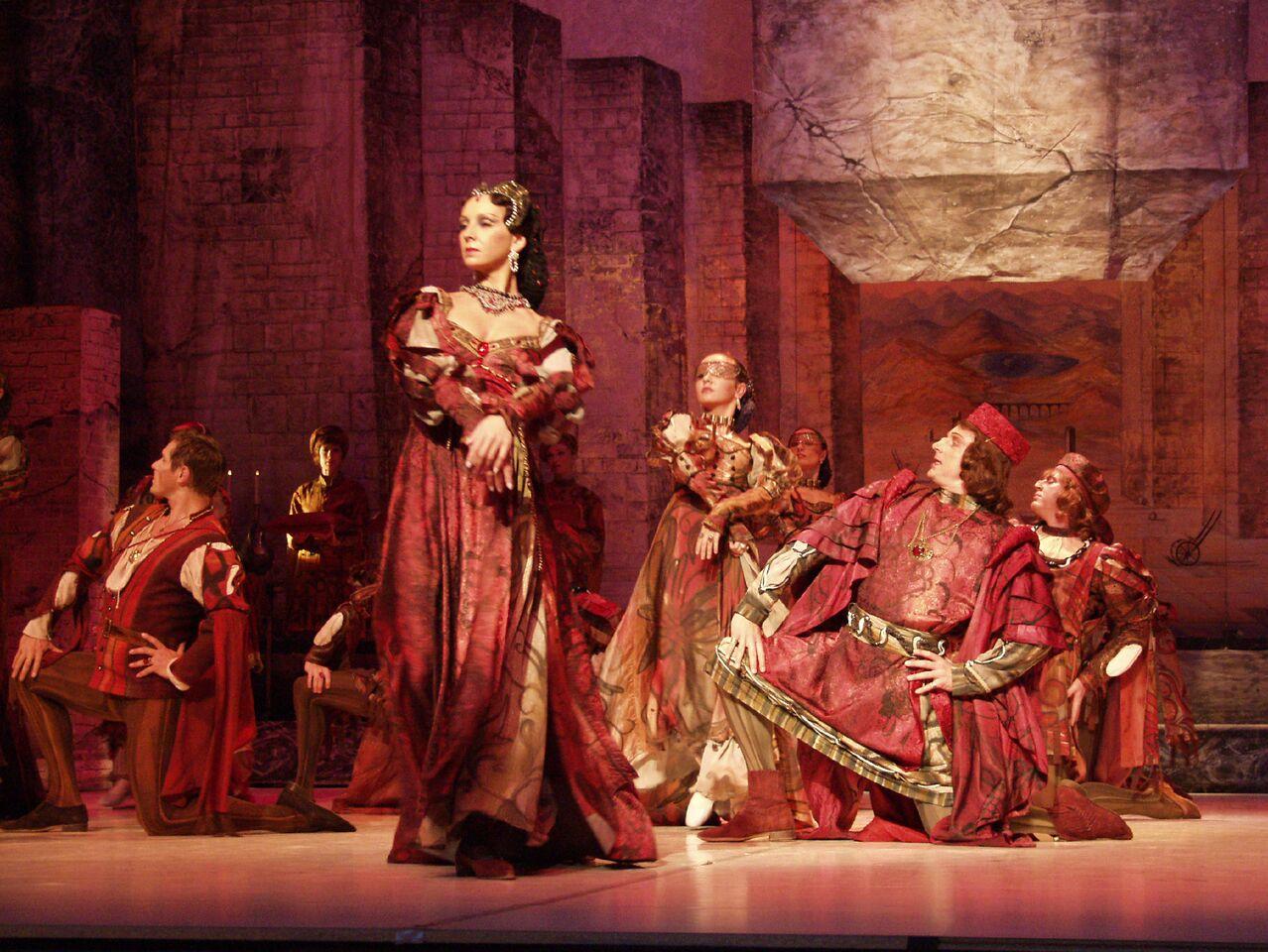 Romeo y Julieta – Ballet Imperial Ruso 3