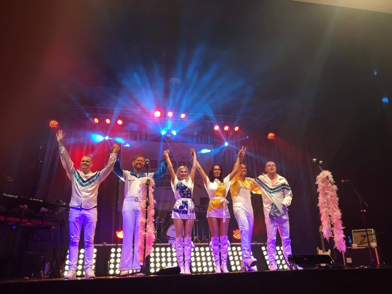 Dancing Queen Tributo a Abba 6