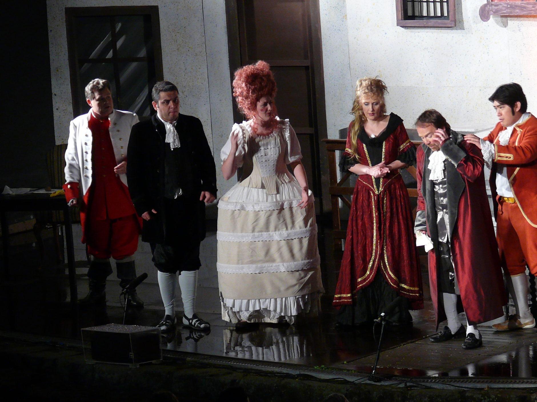 El Barbero de Sevilla – Ópera 3