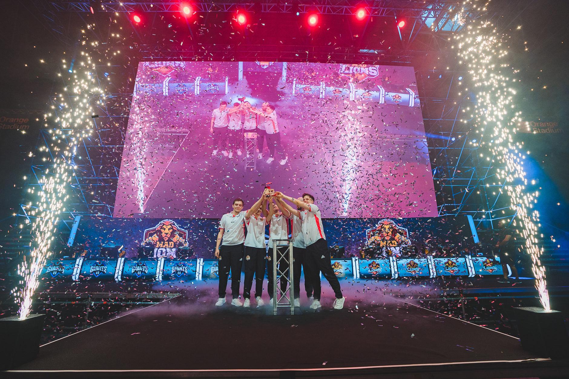 Final Superliga Orange League of Legends 2019 2