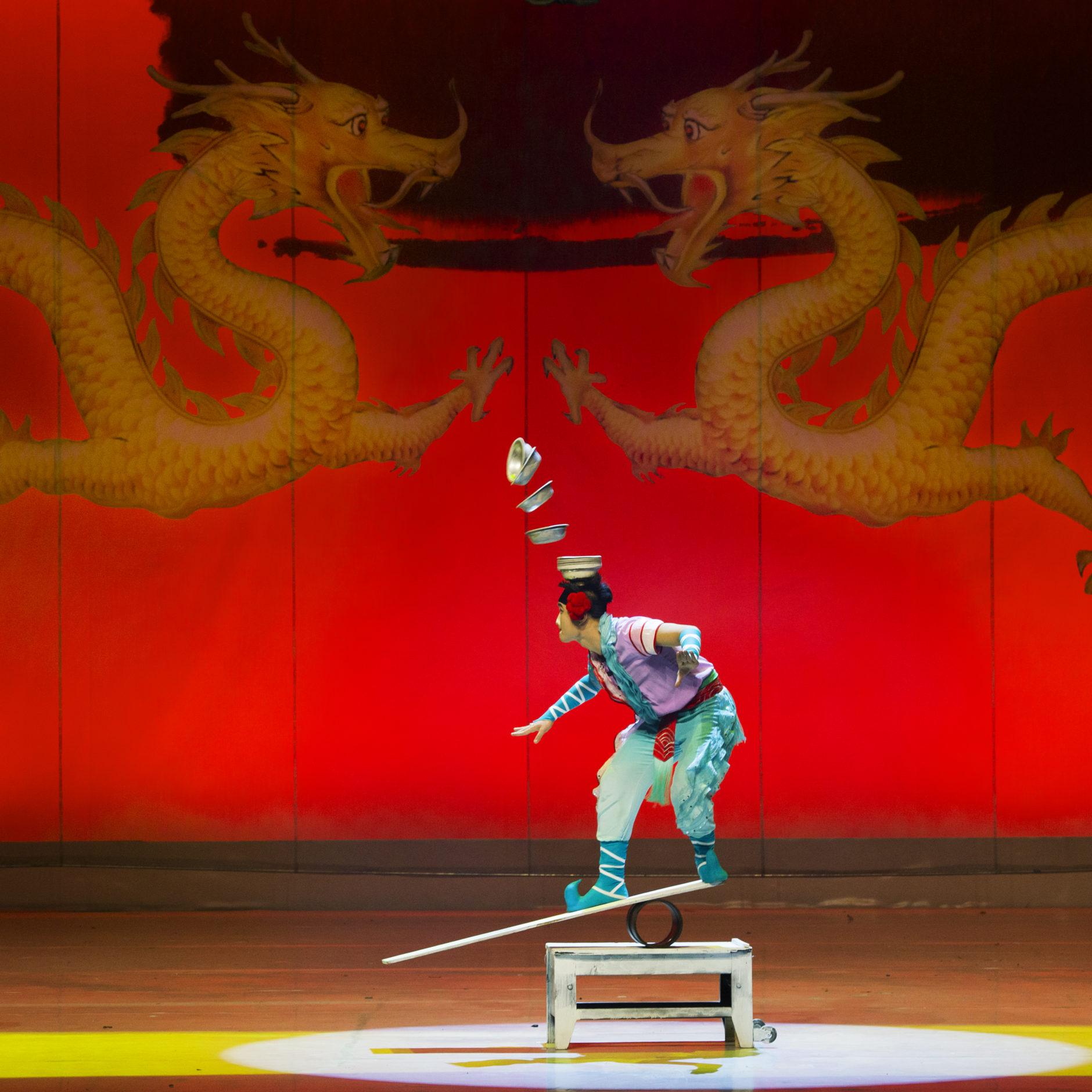 Gran Circo Acrobático de China 6