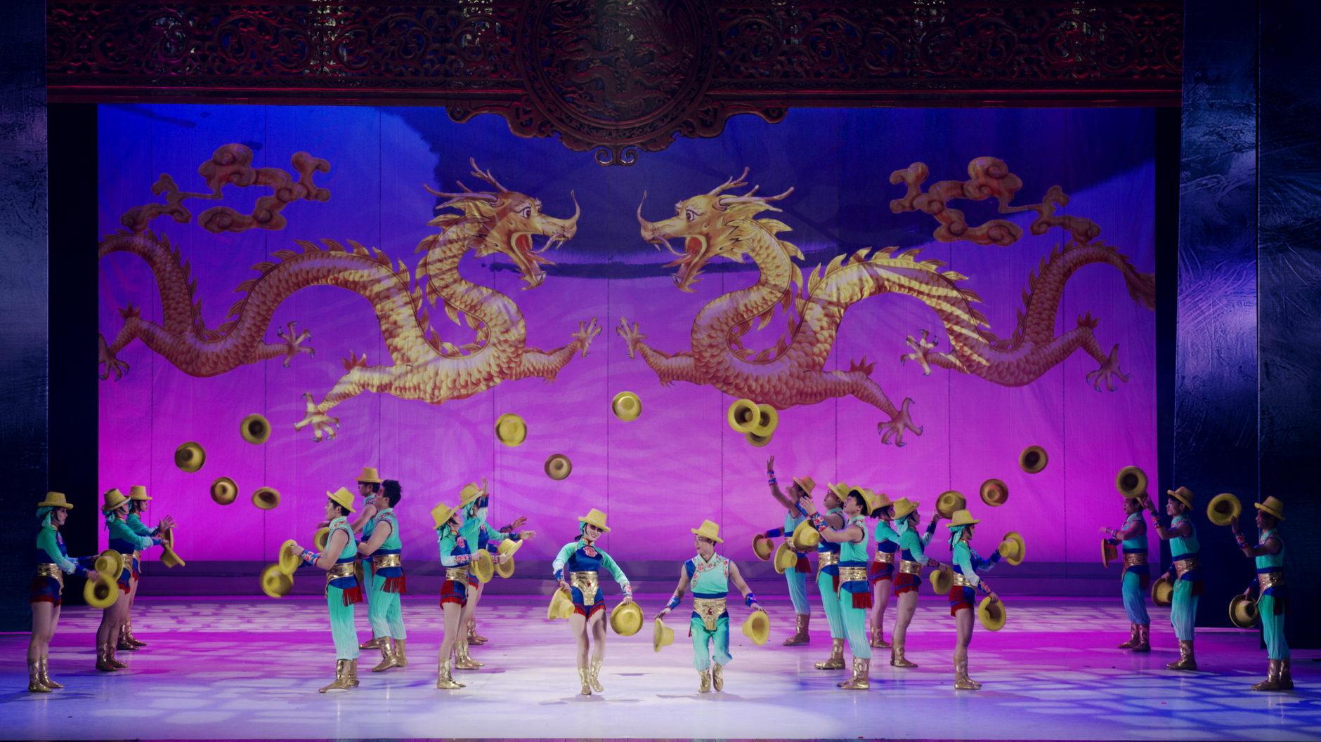Gran Circo Acrobático de China 11