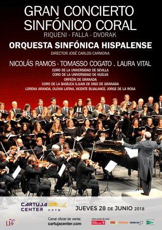 Gran concierto Sinfónico-Coral 1