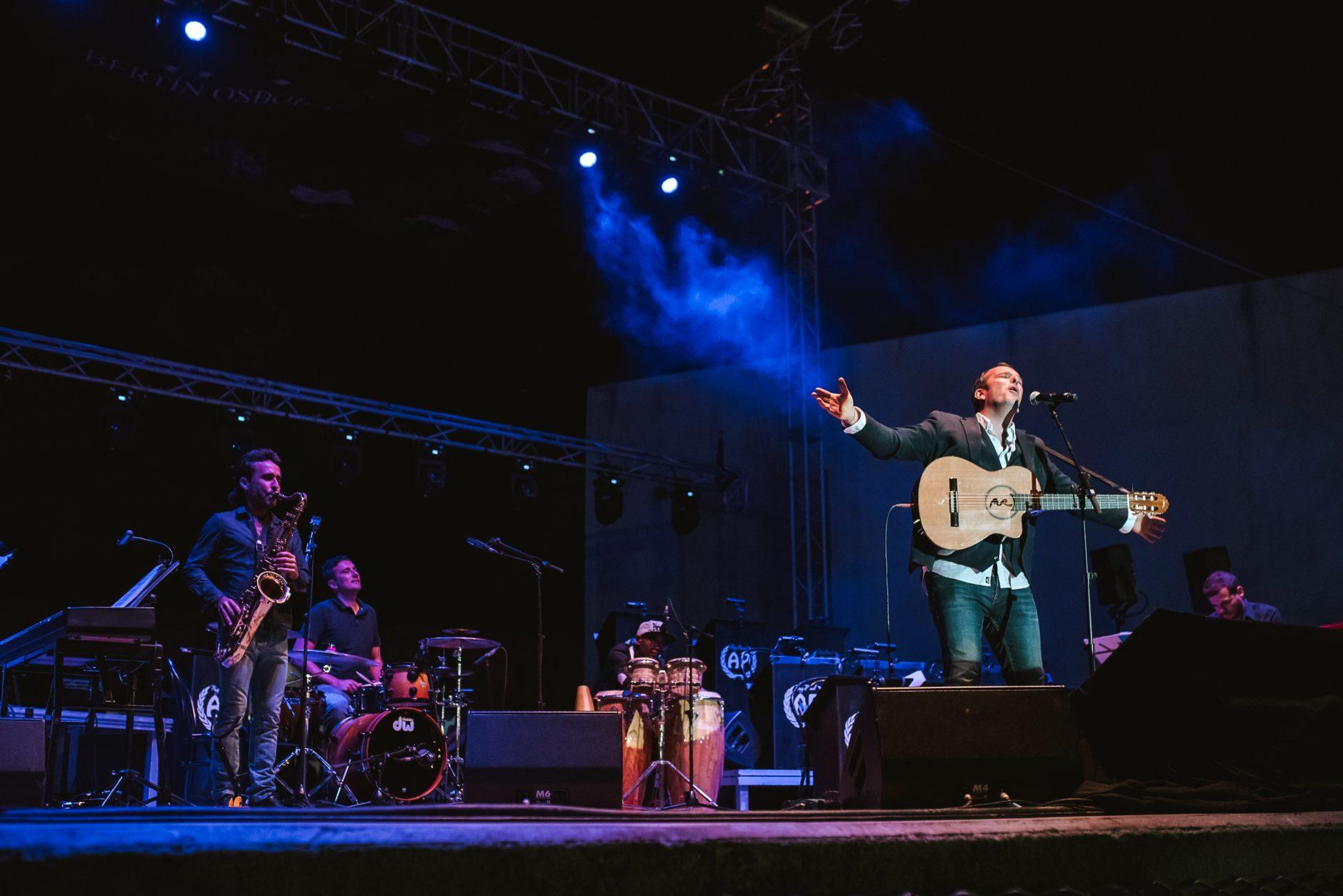 Javi Moya en concierto 4