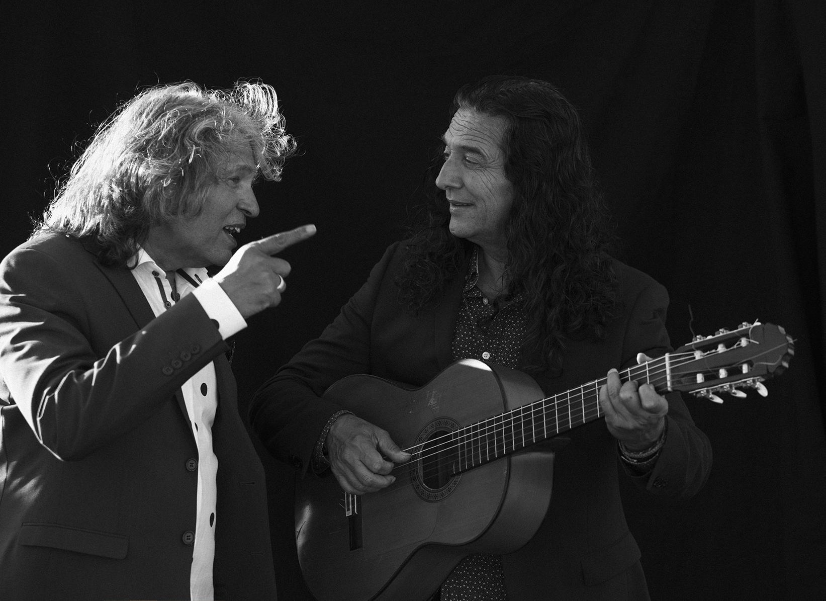 """José Mercé y Tomatito """"De verdad"""" 1"""