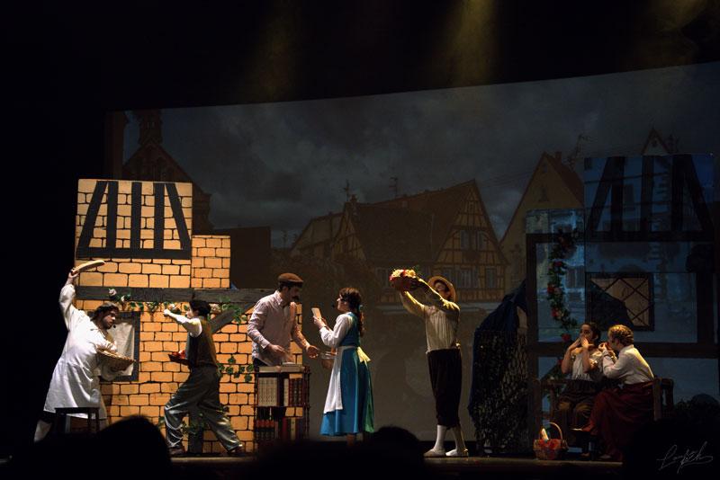 La Bella y la Bestia, El Musical 1