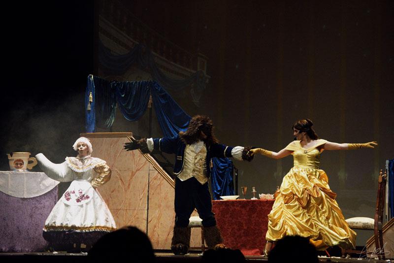 La Bella y la Bestia, El Musical 2
