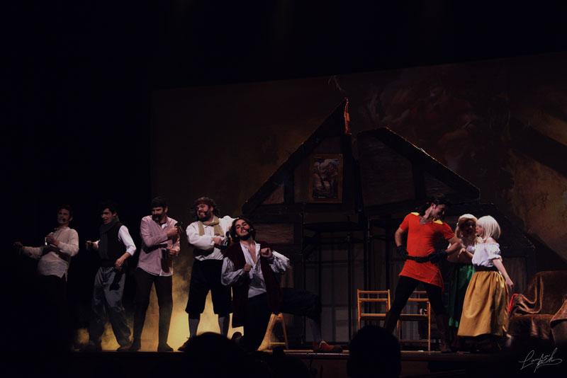 La Bella y la Bestia, El Musical 3