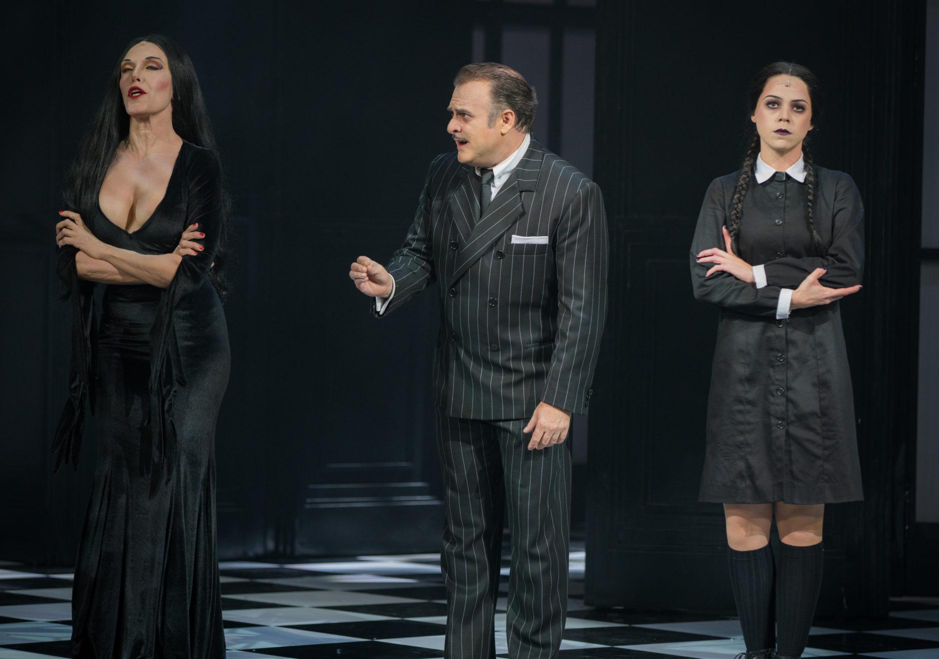 La Familia Addams, una comedia musical 8