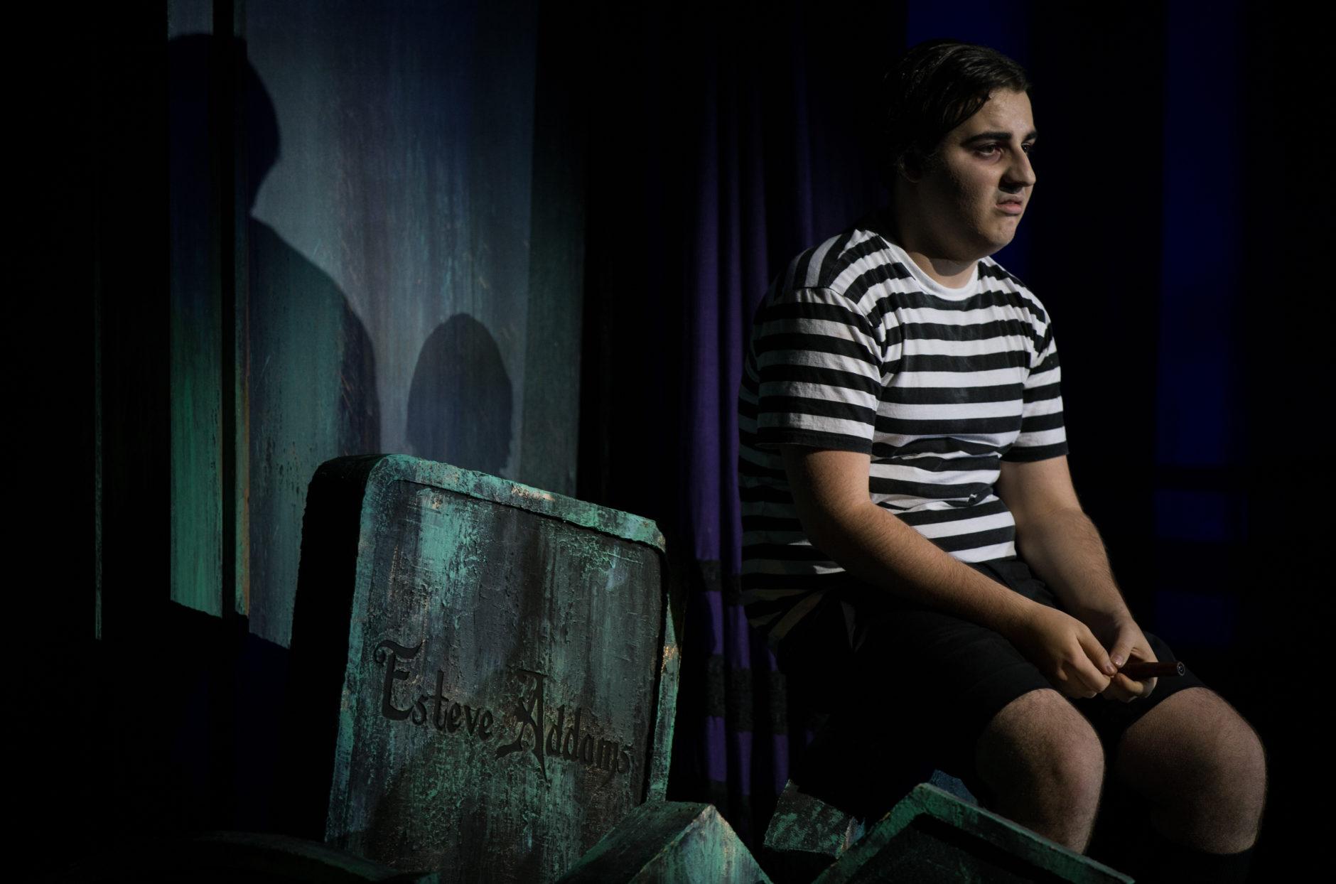 La Familia Addams, una comedia musical 9