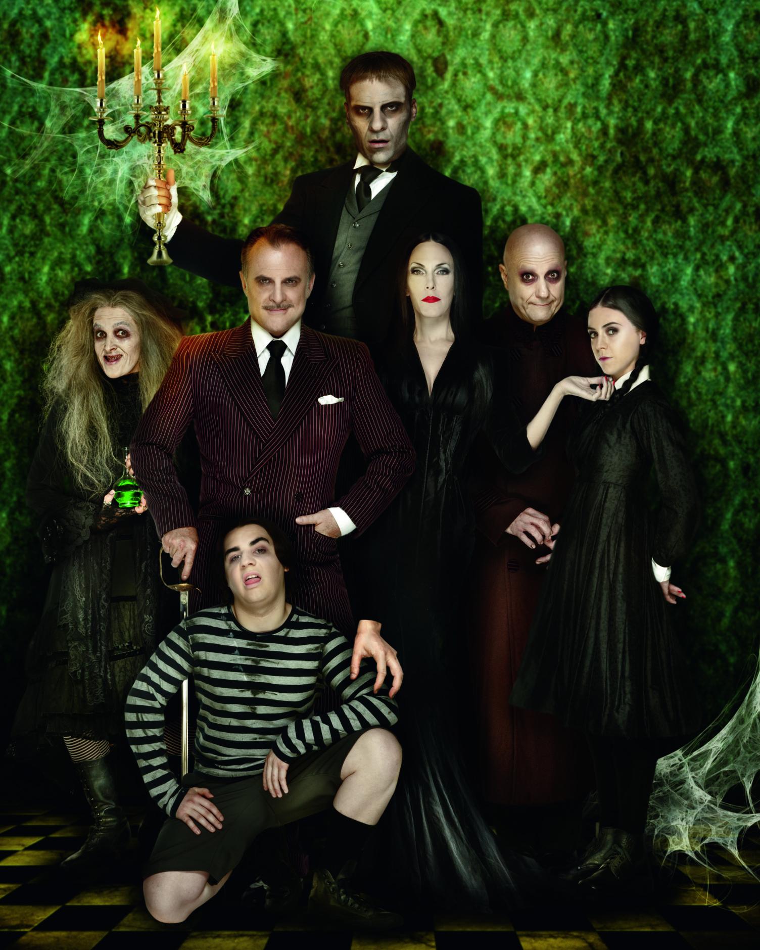 La Familia Addams, una comedia musical 11