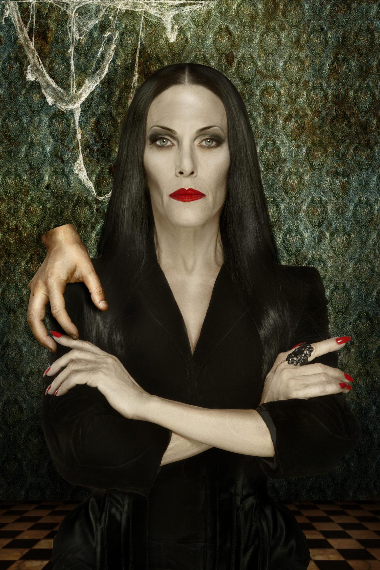 La Familia Addams, una comedia musical 12