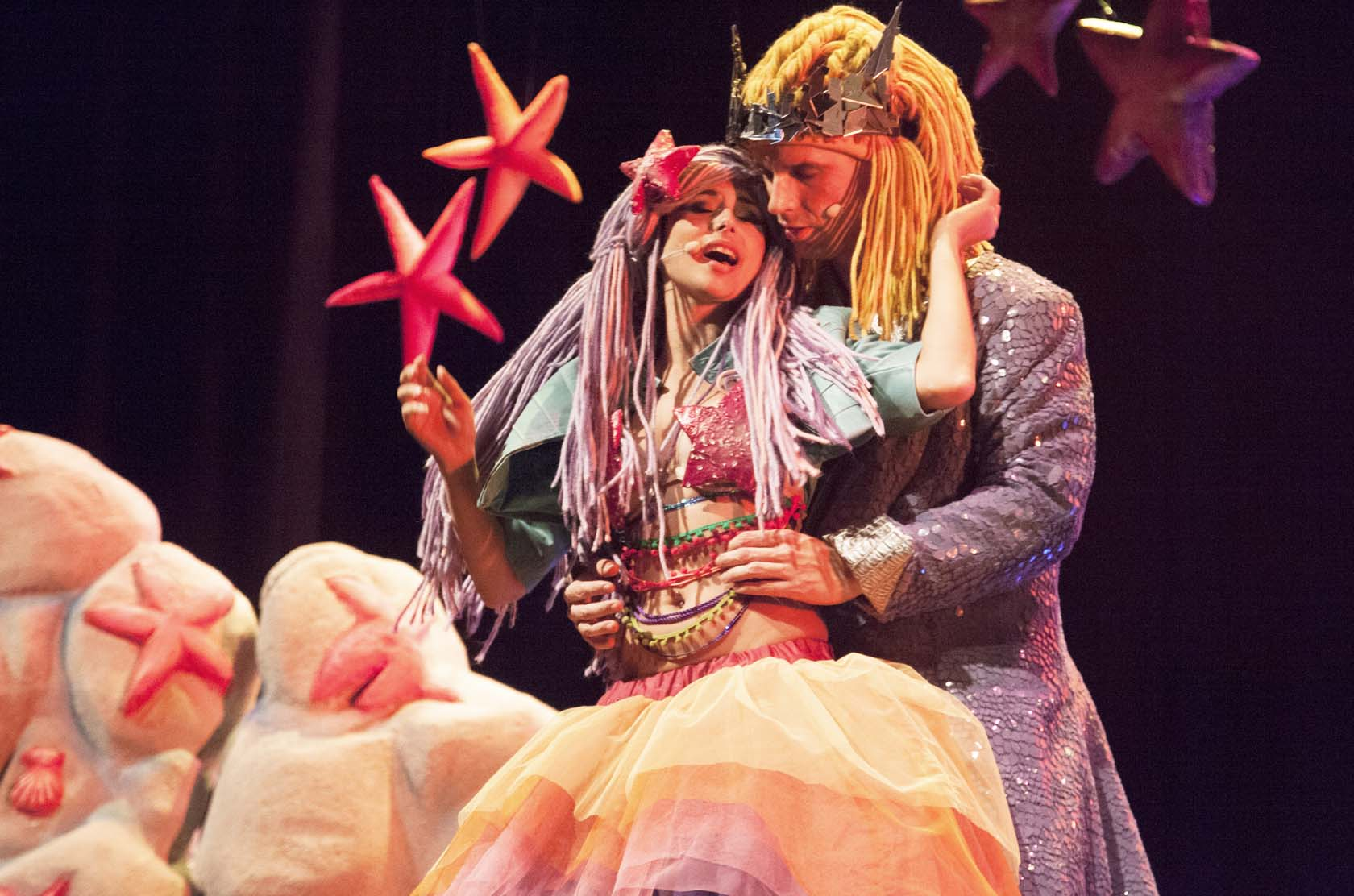 La Sirenita – El musical 1