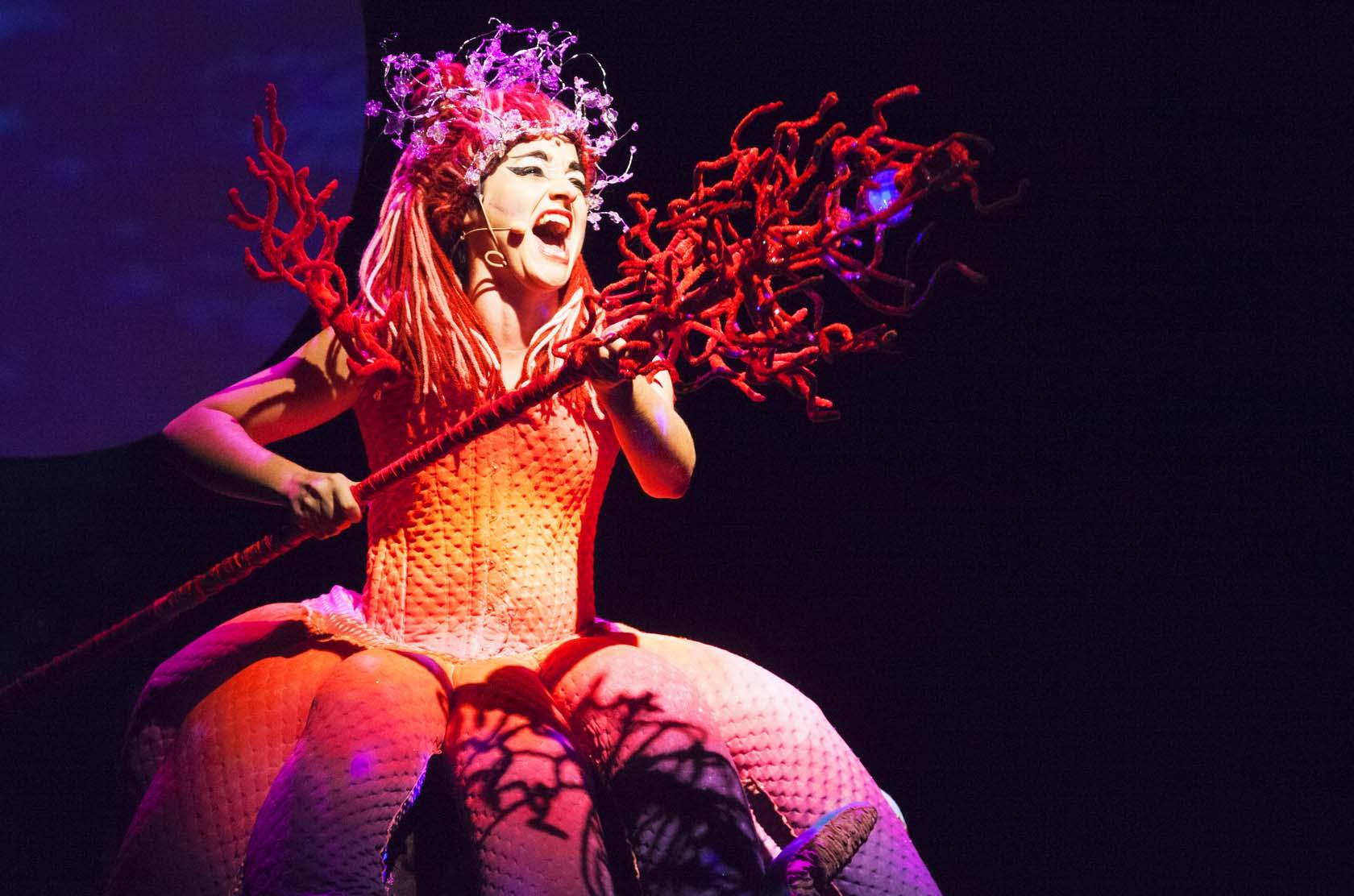 La Sirenita – El musical 2
