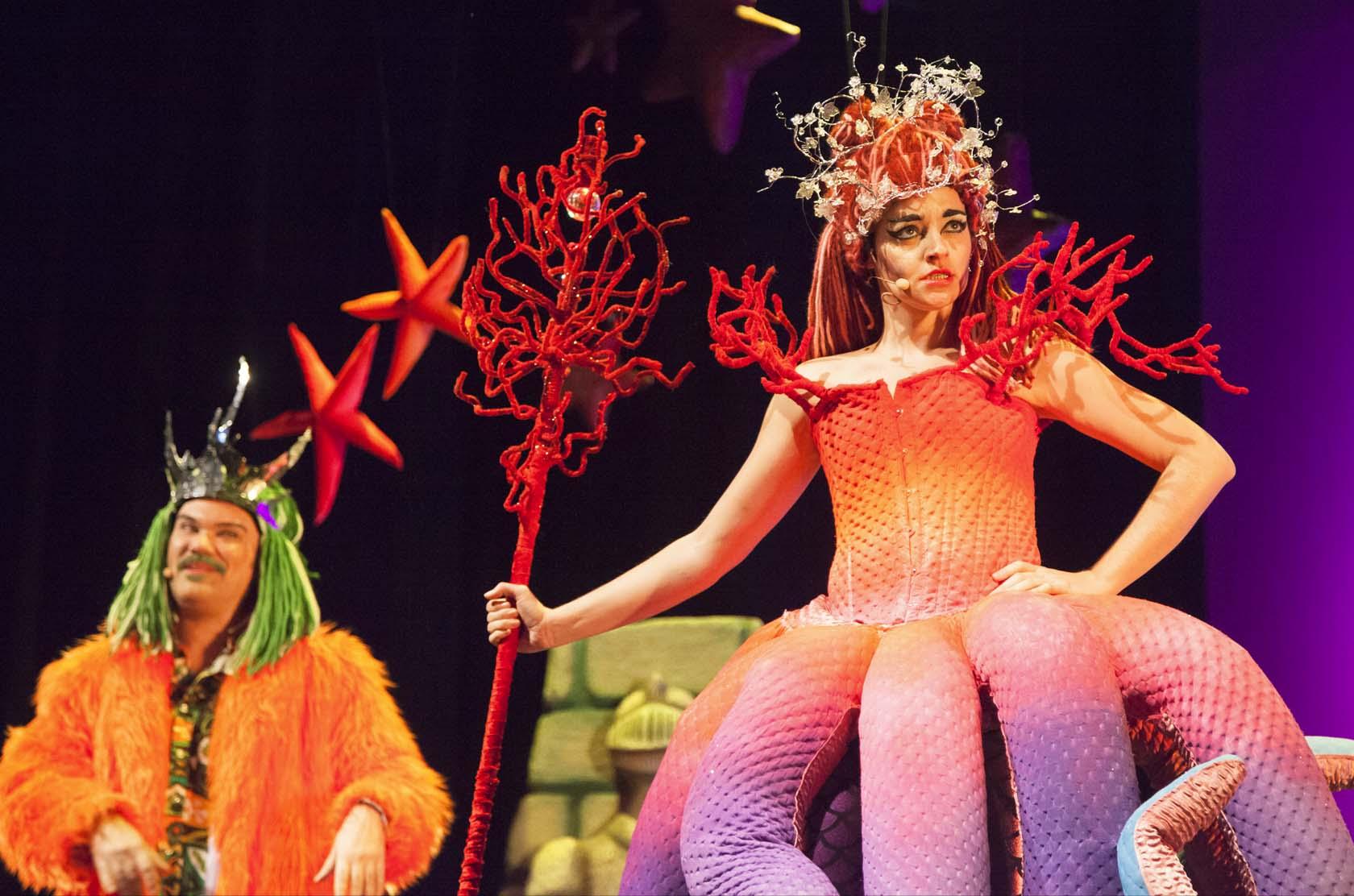La Sirenita – El musical 3