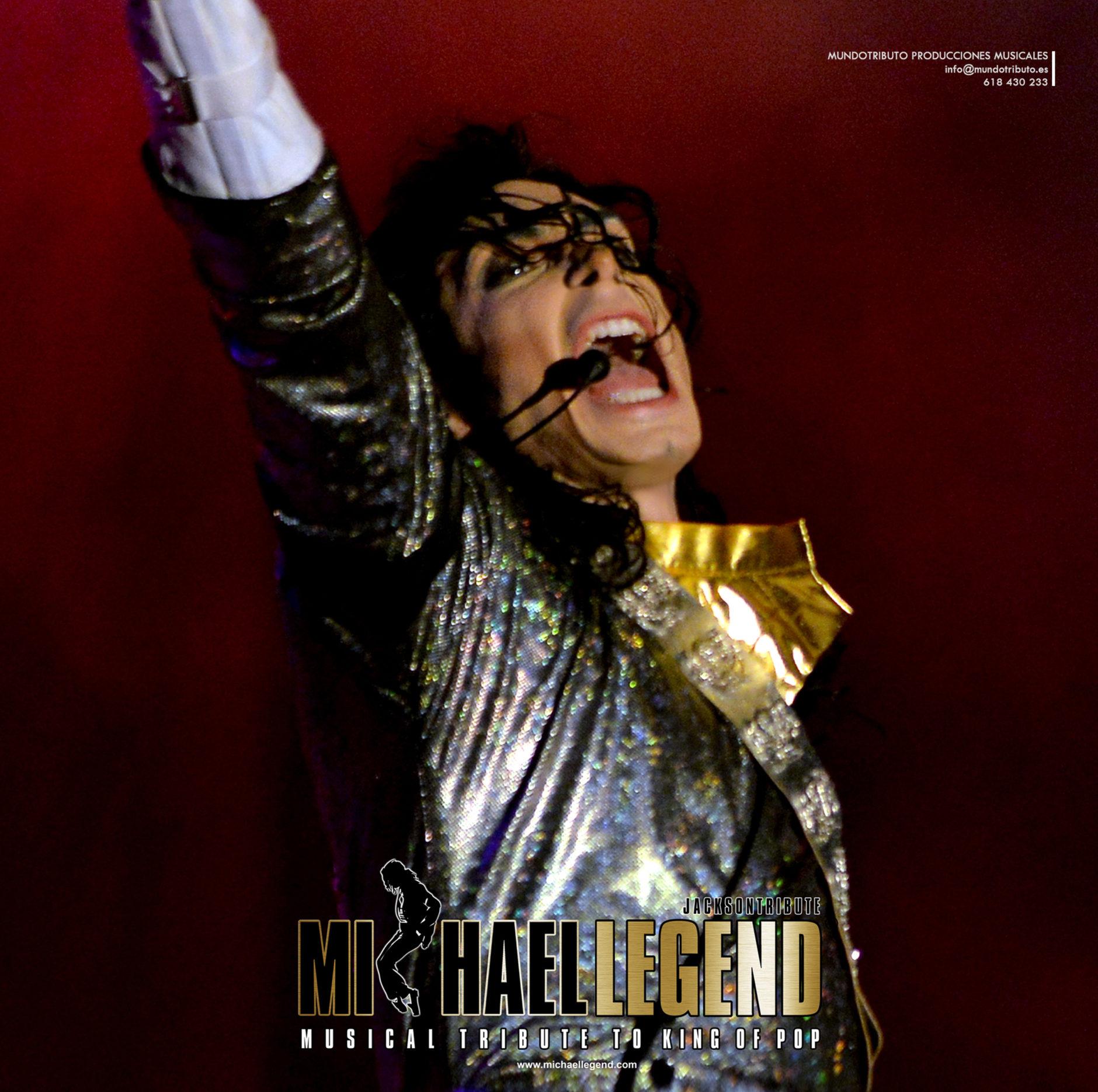 Michael Legend – Tributo a Michael Jackson 1