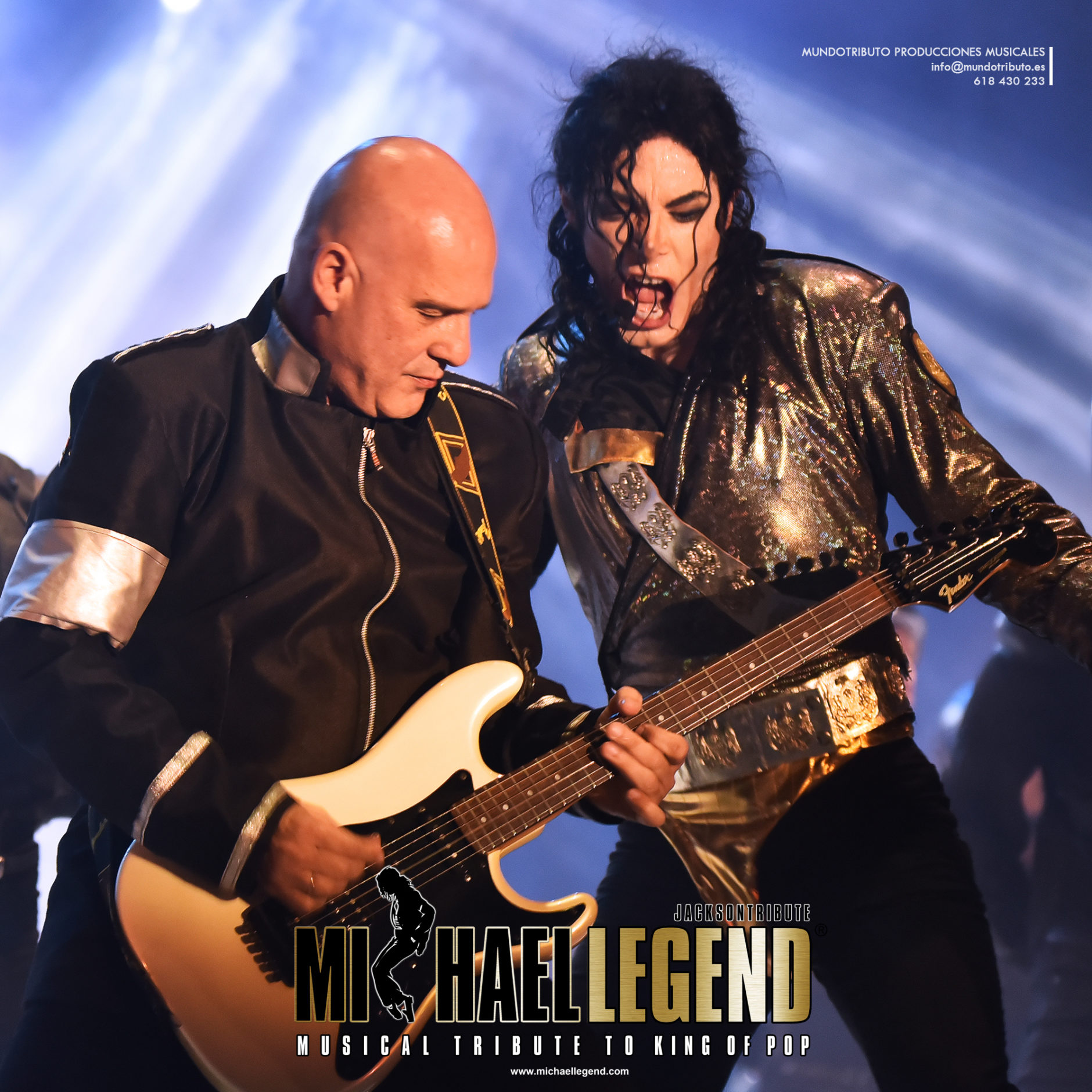 Michael Legend – Tributo a Michael Jackson 2