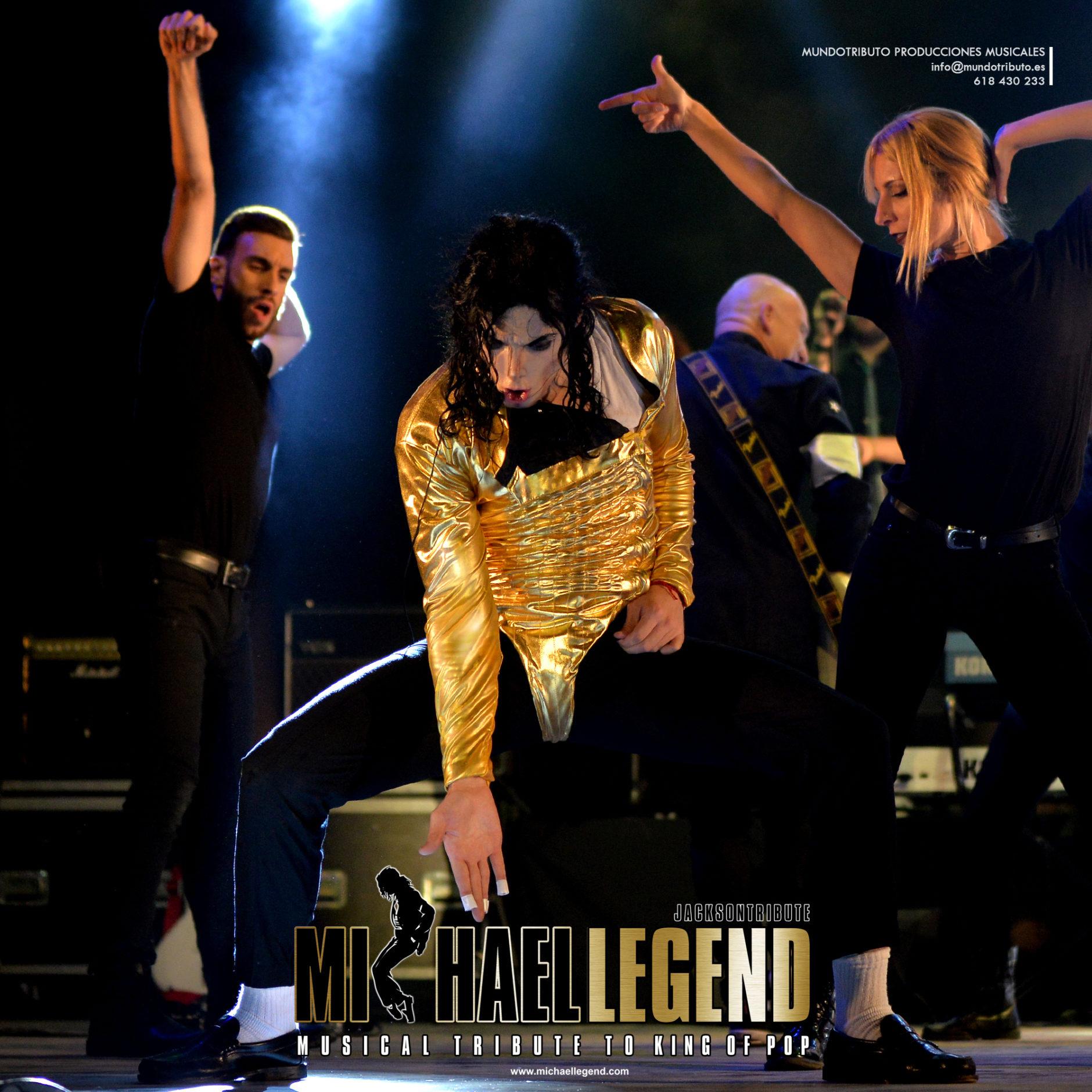 Michael Legend – Tributo a Michael Jackson 3