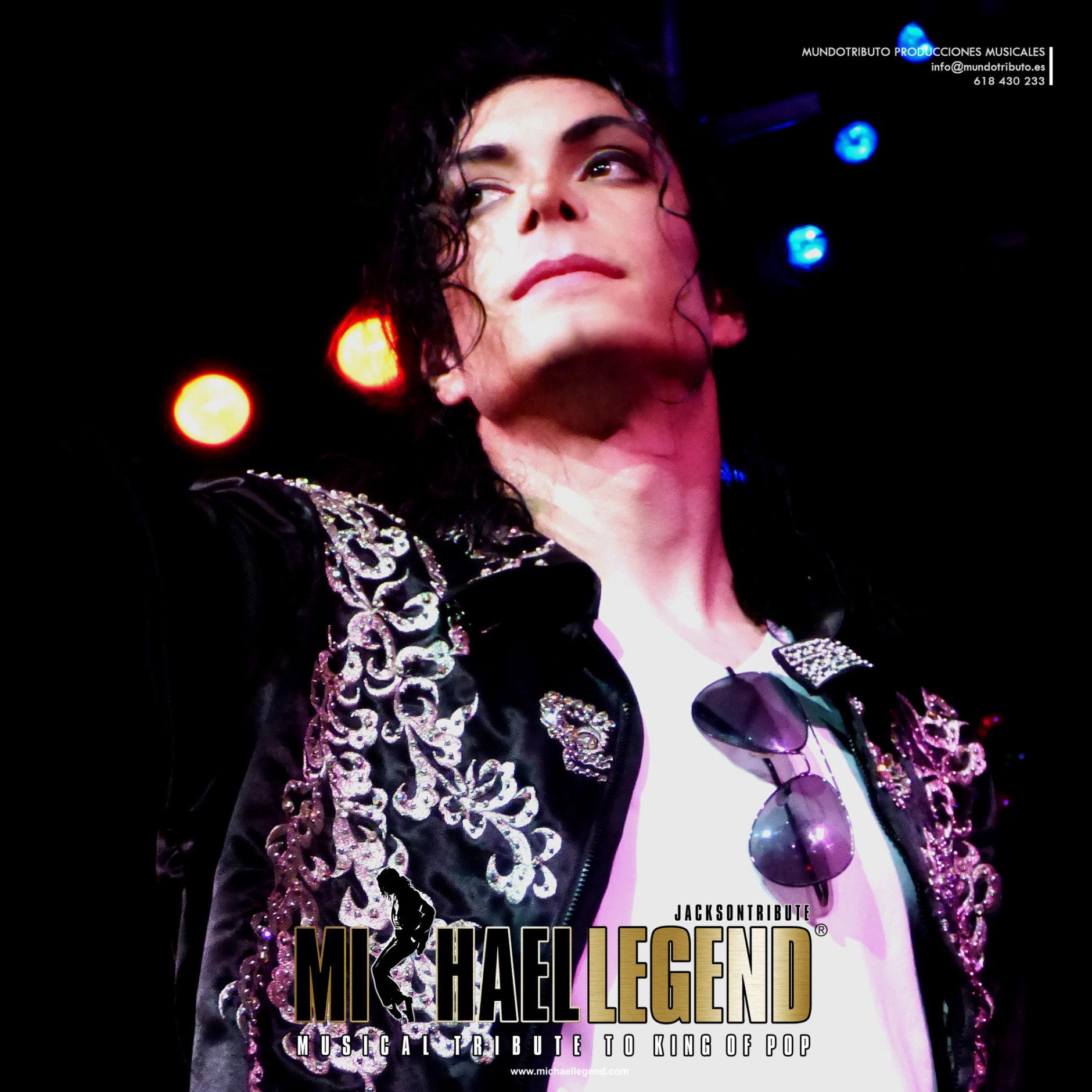 Michael Legend – Tributo a Michael Jackson 4