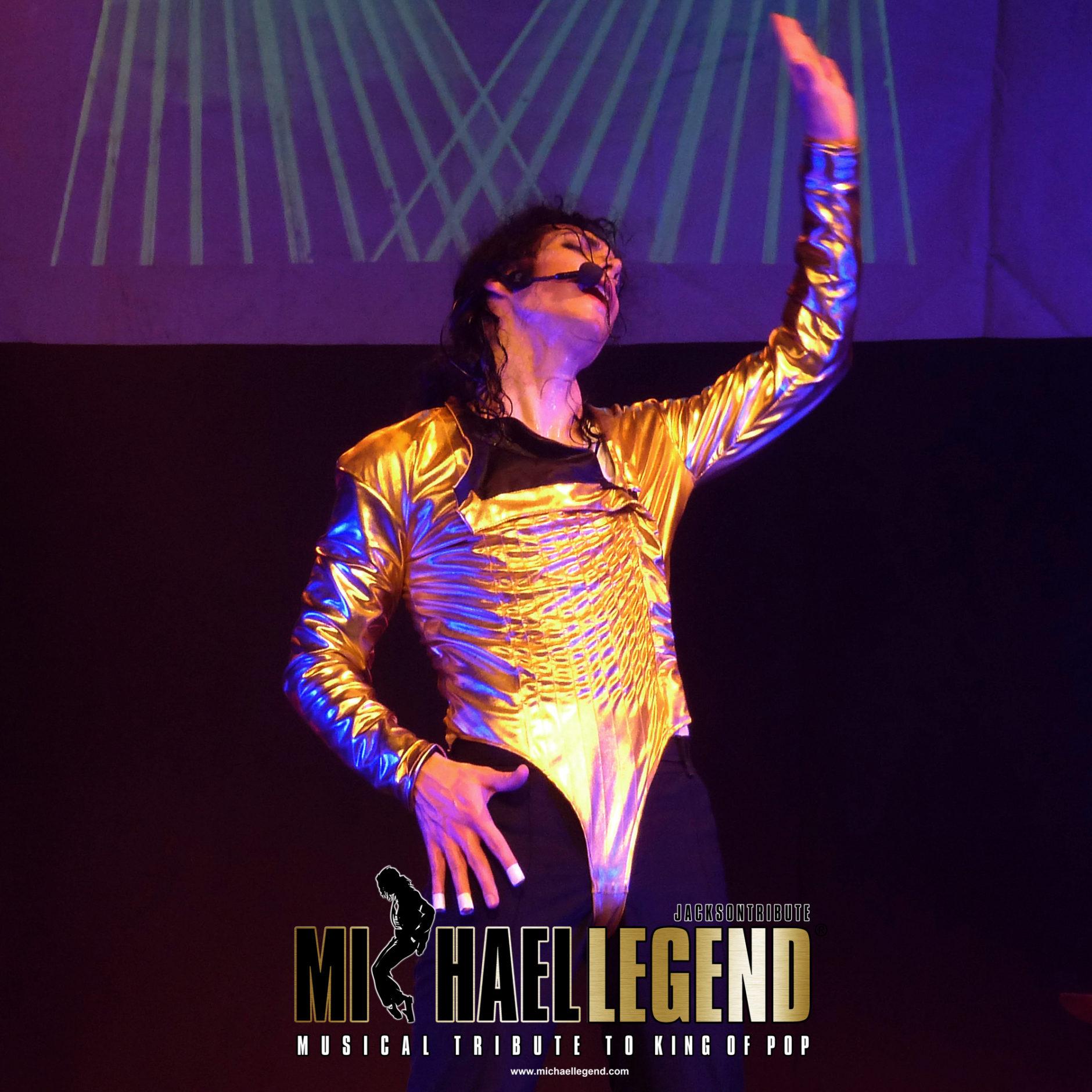 Michael Legend – Tributo a Michael Jackson 6