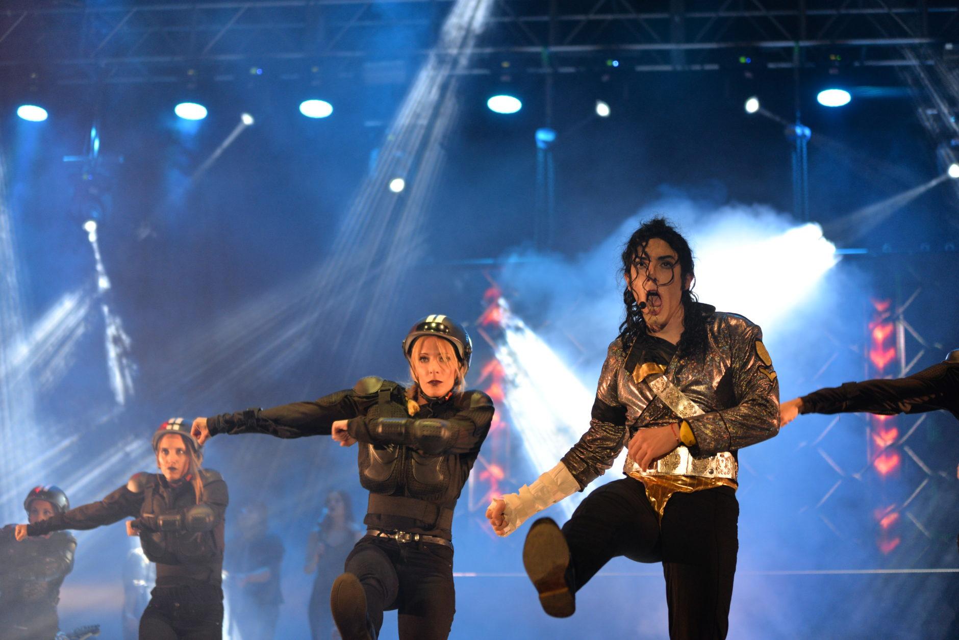 Michael Legend – Tributo a Michael Jackson 5