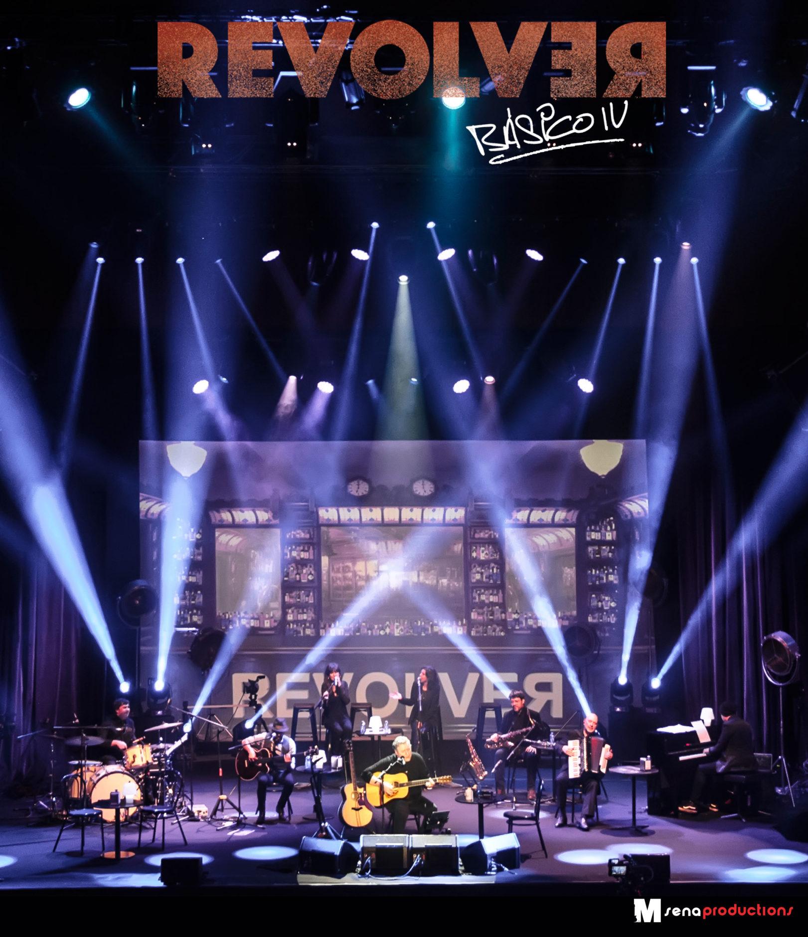 Revólver – Básico IV Tour 1