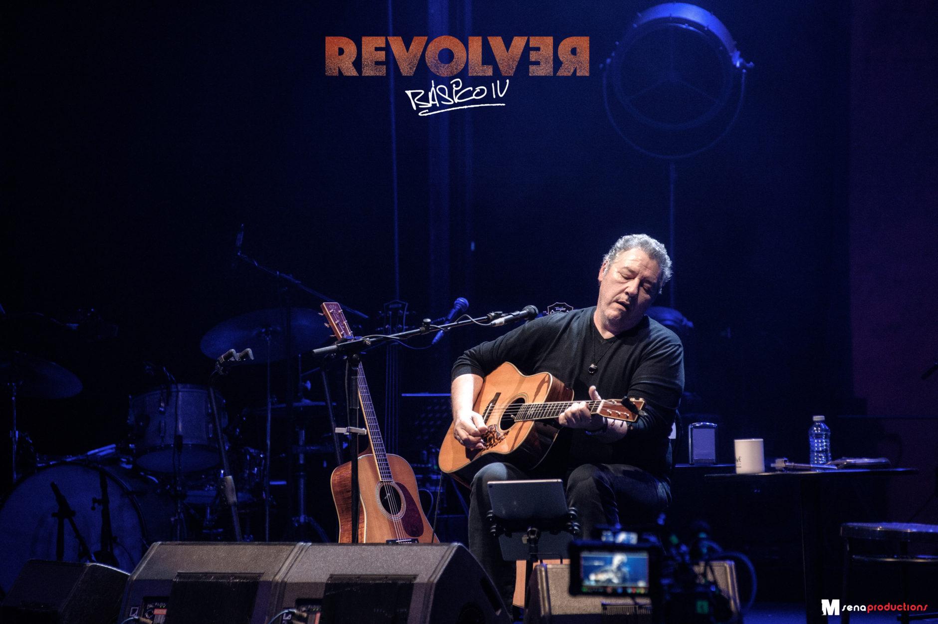 Revólver – Básico IV Tour 2