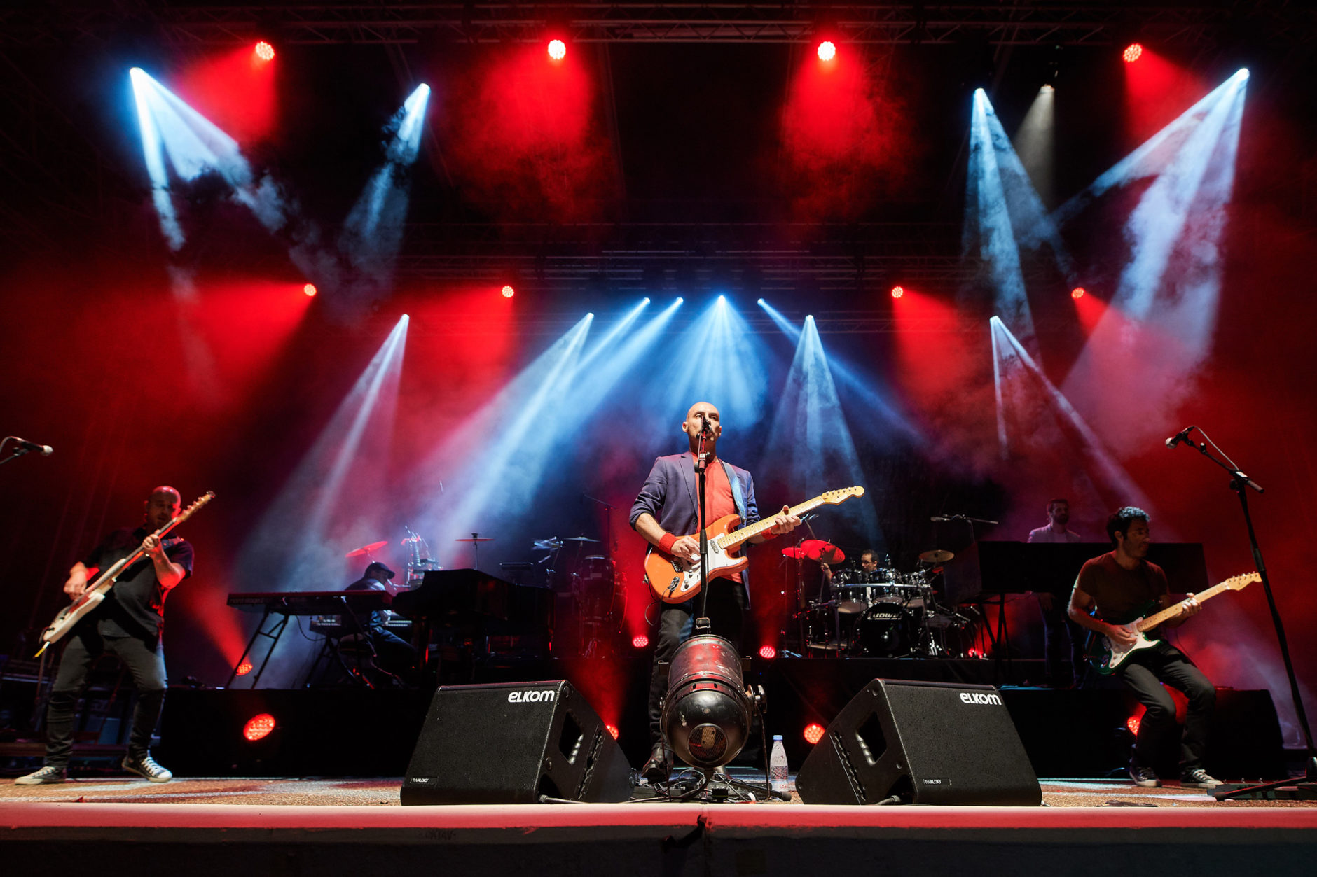 Tributo a dIRE sTRAITS – Brothers in Band 3