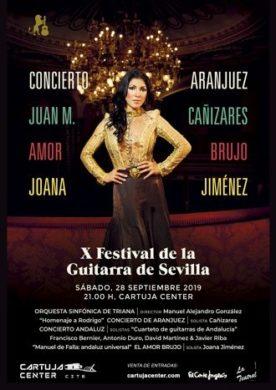 X Festival de la guitarra de Sevilla 1