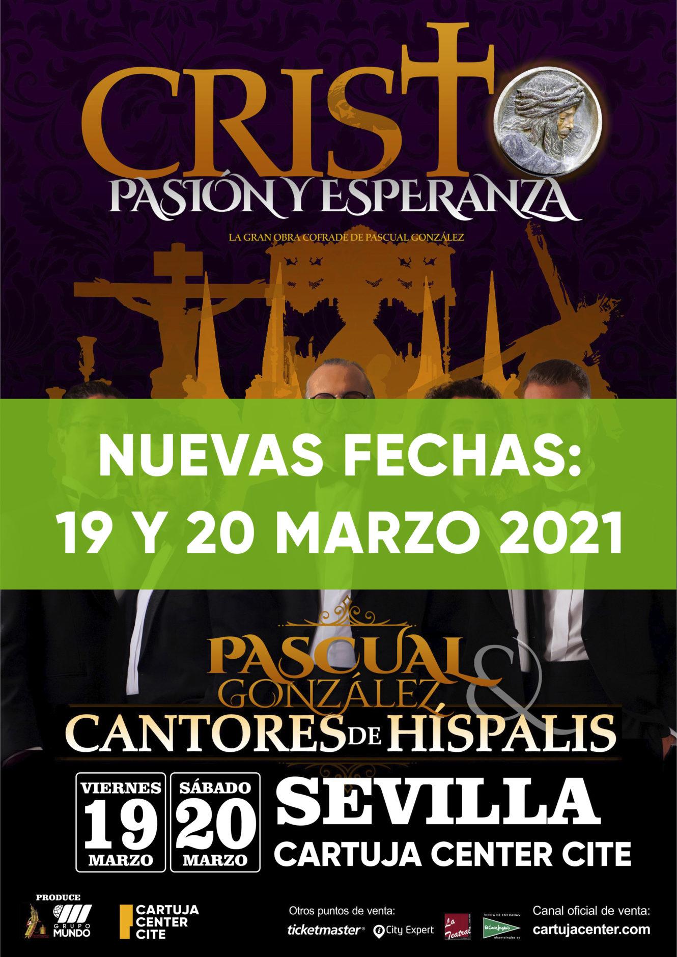 Nuevo aplazamiento concierto cantores de híspalis 1