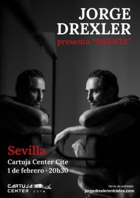 Jorge Drexler – Gira Silente