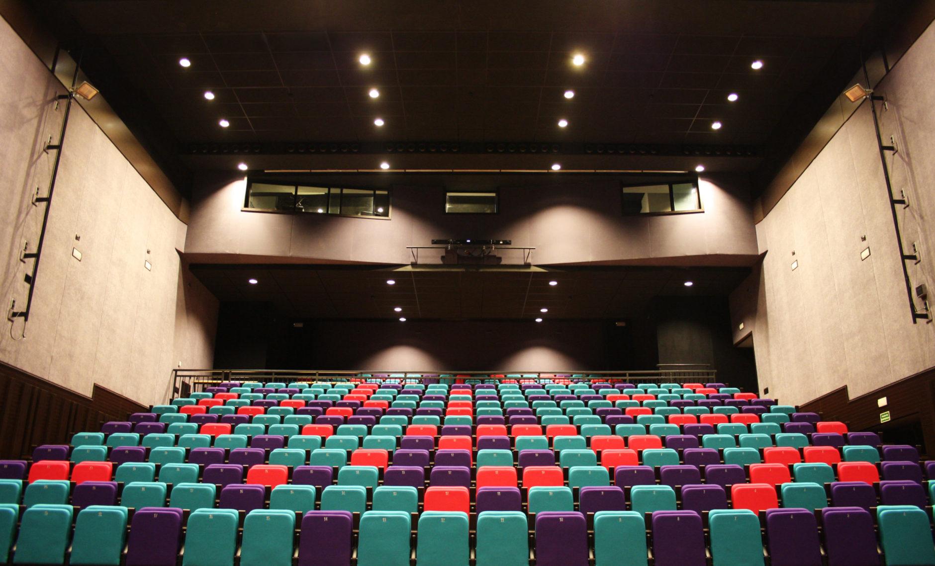 Grada Sala Cite, auditorio para eventos en sevilla