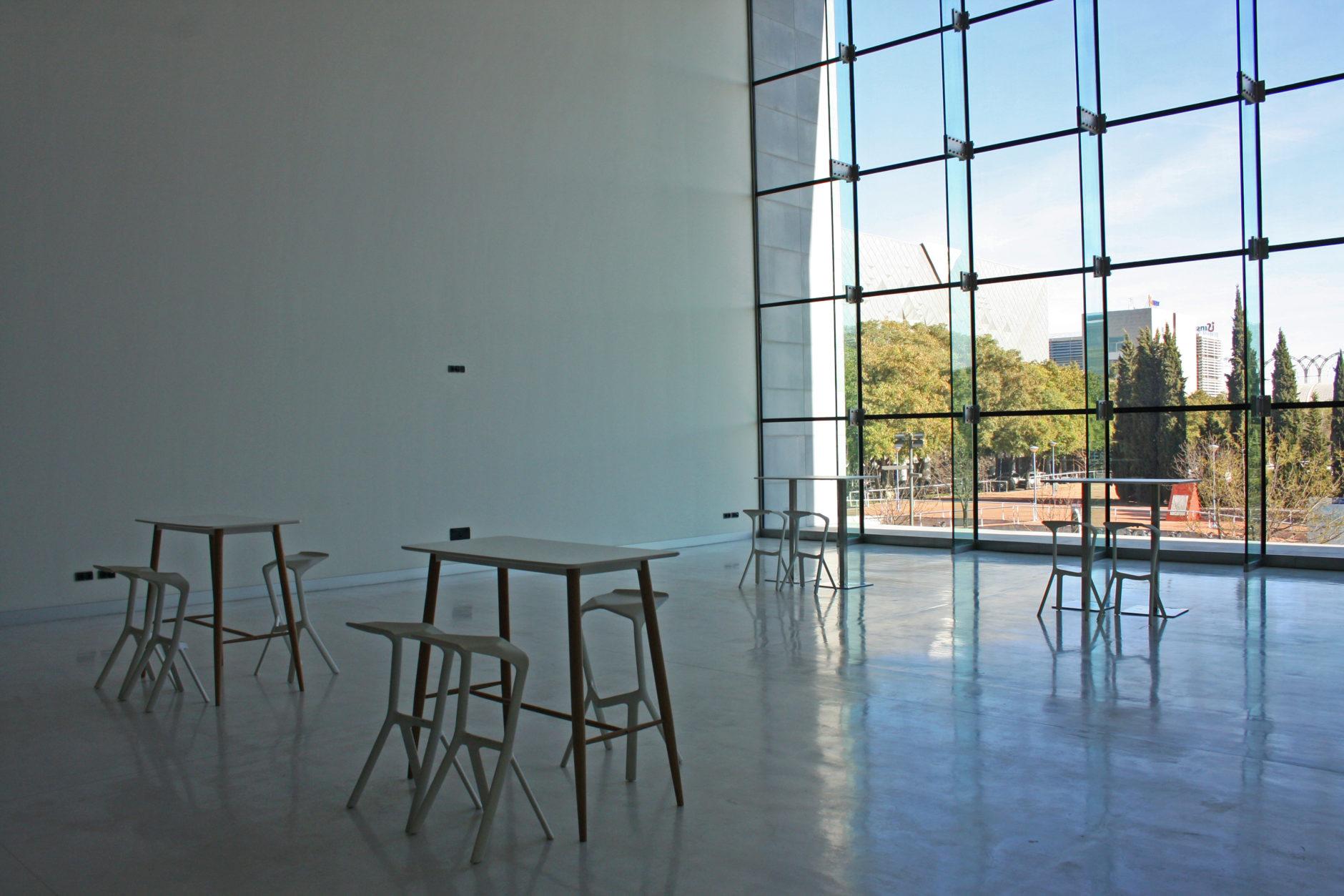 Sala Cubo 1