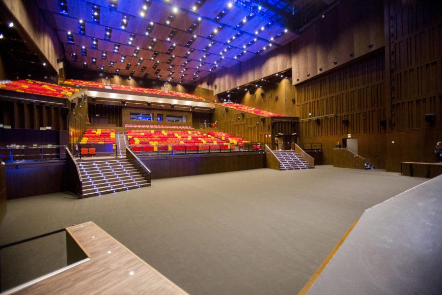 Sala de conciertos 3