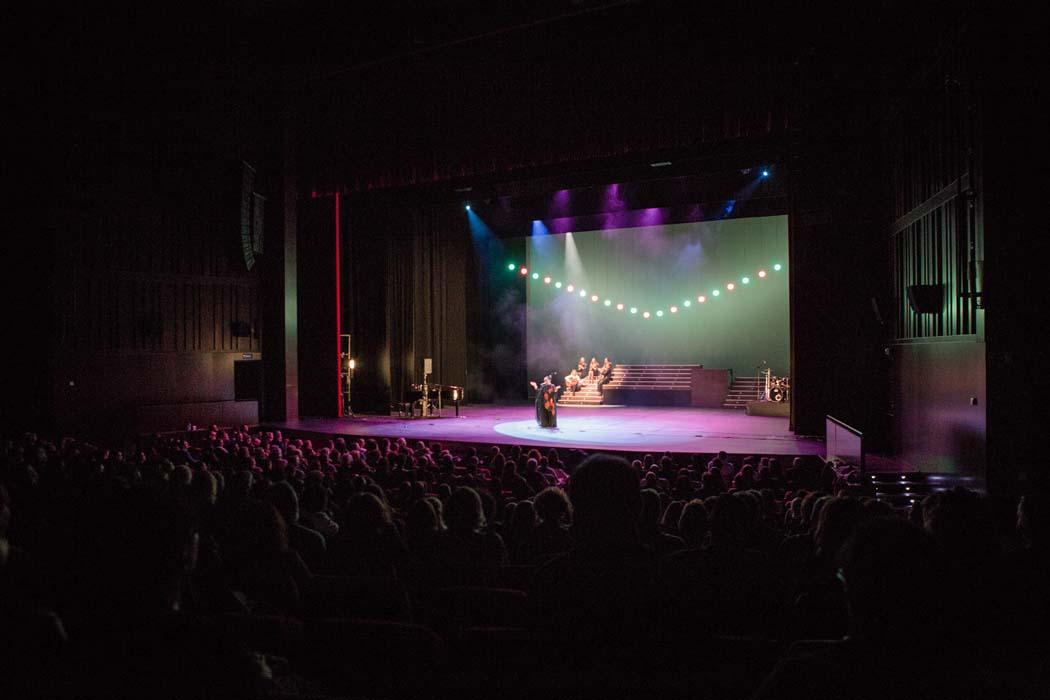 Gran Gala inaugural Cartuja Center 2