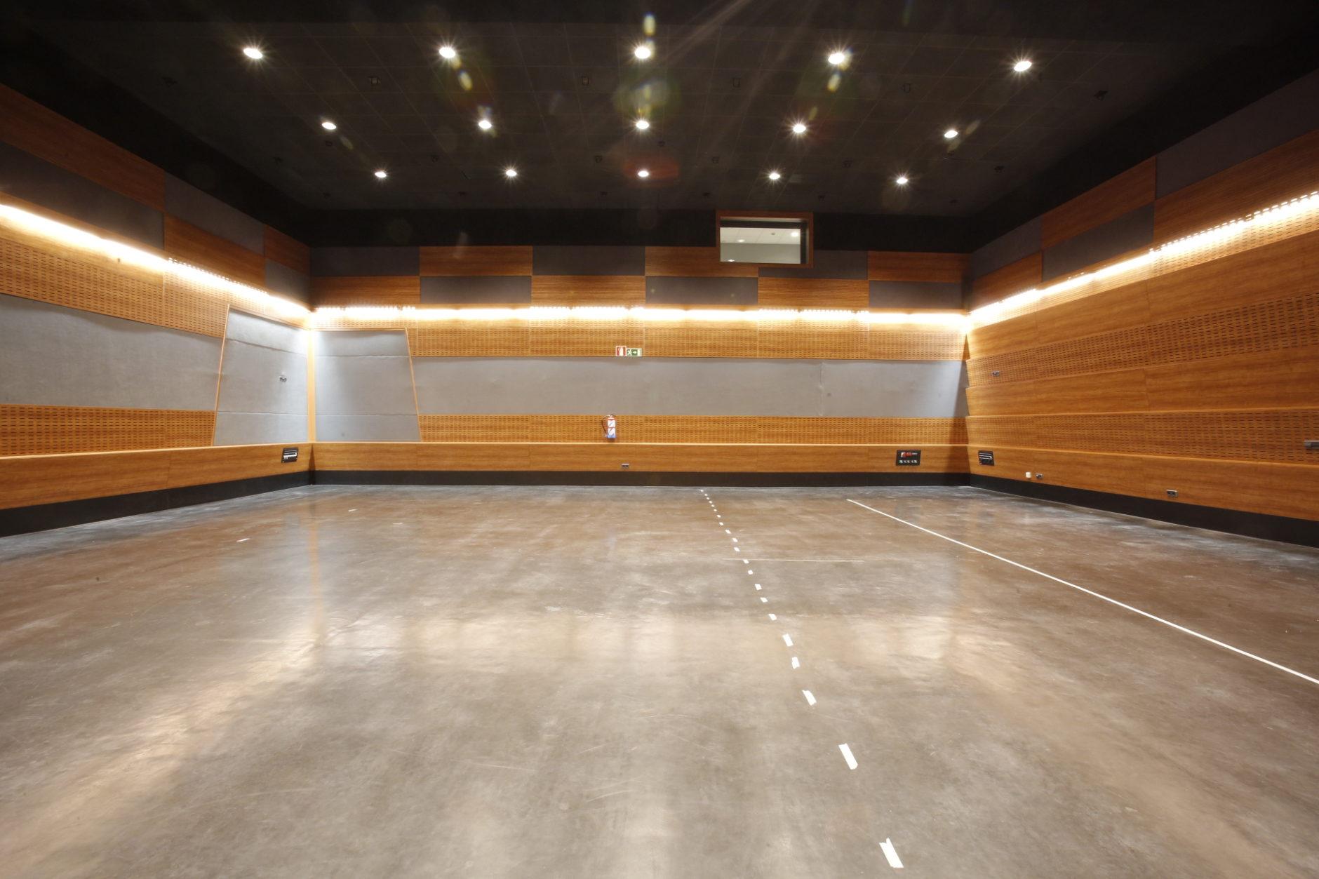 Sala de Ensayo 1