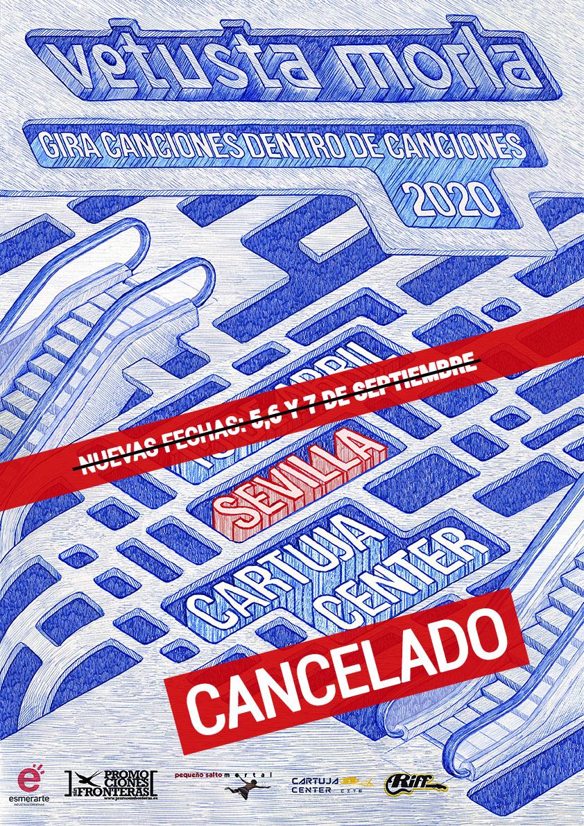 Cancelación de la gira 'Canciones dentro de canciones' de Vetusta Morla 1