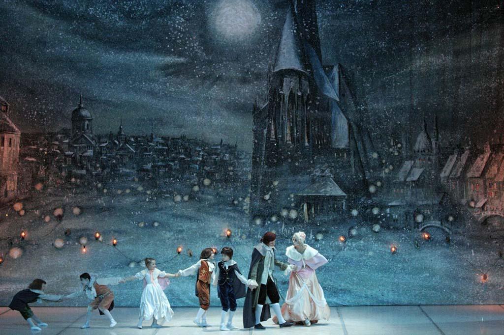 El Cascanueces, interpretado por el Ballet Imperial Ruso, llega a Cartuja Center 2
