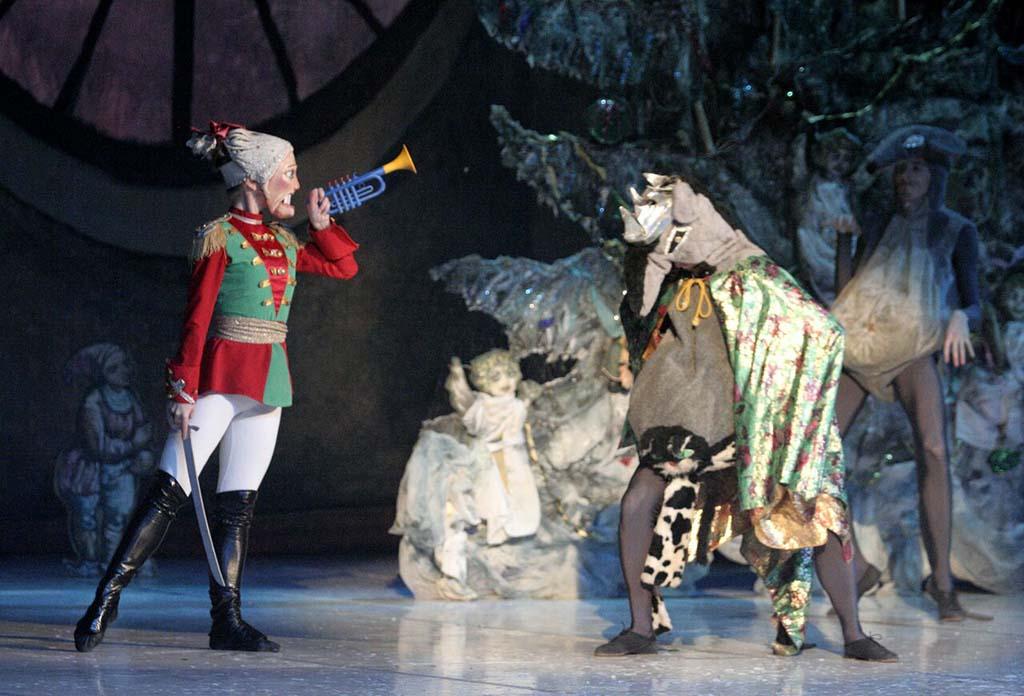 El Cascanueces, interpretado por el Ballet Imperial Ruso, llega a Cartuja Center 1