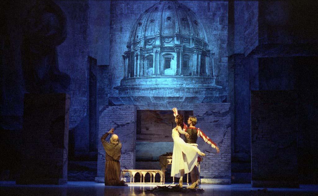 El Ballet Imperial Ruso inaugurará nuestro ciclo navideño de ballet con Romeo y Julieta 1