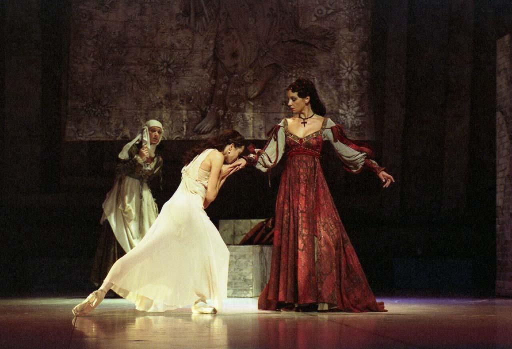 El Ballet Imperial Ruso inaugurará nuestro ciclo navideño de ballet con Romeo y Julieta 2